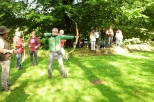 Robin Hood Wettkampf 2014